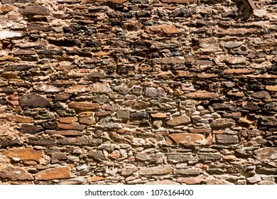 castle stone wall texture