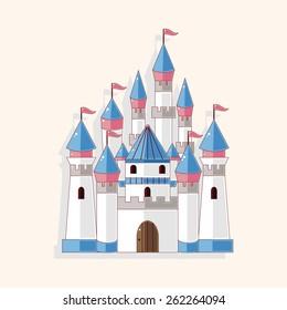 castle theme elements
