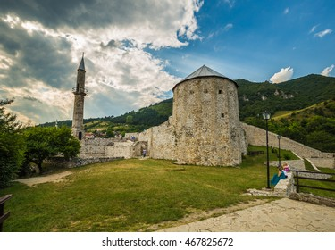 Castle of Travnik, Bosnia