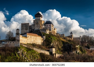 Castle Trencin