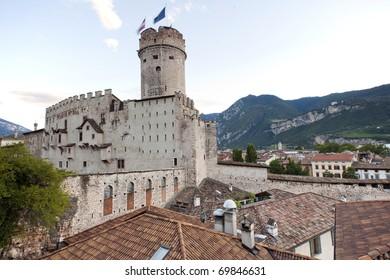 Castle, Trento, Italy
