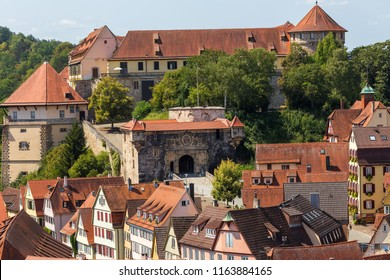 castle tuebingen germany