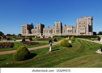 castle in UK