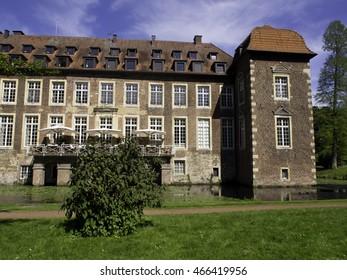 the Castle of velen in germany