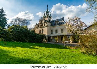 Castle Velke Brezno, Czech republic