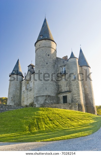 Castle Veves, Belgium