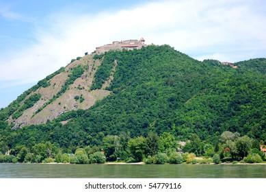 Castle, Visegrad, Hungary