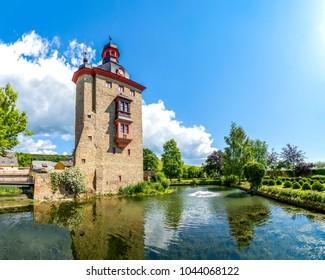 Castle, Vollrads, Rheingau, Germany