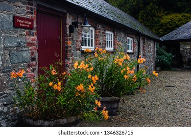 Castle Ward, Potter's cottage, County Down, Northern Ireland