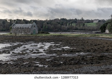 Castle Ward and Strangford lough, Northern Ireland, UK