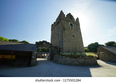 Castle Ward tower in County Down, Northen Ireland