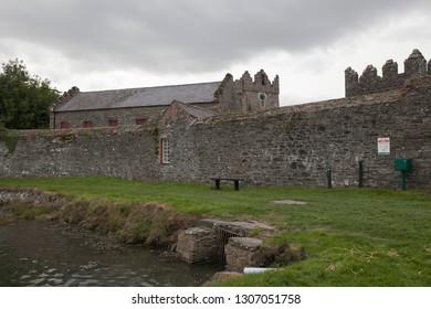 Castle Ward (Winterfell) in Northern Ireland