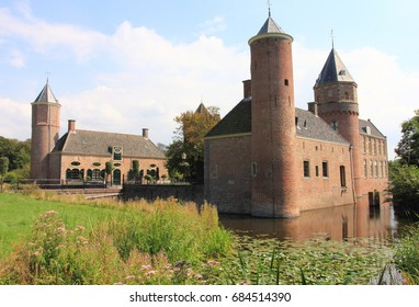 The Castle Westhove was first mentioned in 1277, their exact construction date is unclear