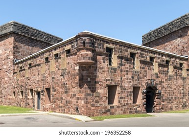 Castle Williams: An Early 19th Century American Fort on Governors Island, NYC
