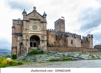 Castle of Xavier built in the 10th century is one of the main remaining icons of the Kigdom of Navarre and house former house of Saint Francis Xavier.