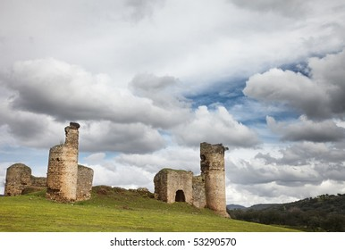 Castles in the days of storms