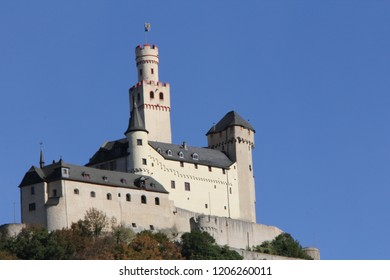 Castles of the Rhine Gorge