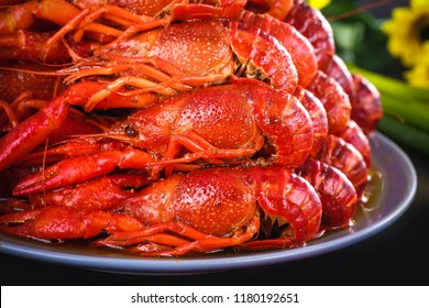 Castor spicy crayfish
