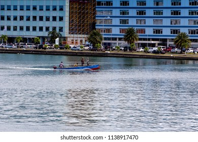 CASTRIES, ST LUCIA-10th SEPTEMBER 2017:-castries is the capital of St Lucia, Helen of the west, the spice island in the caribbean.