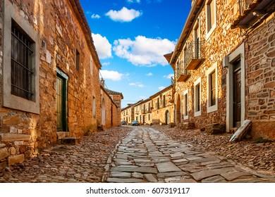 Castrillo de los Polvazares is a village situated in Leon, in North-west of Spain. it is one of the few places of Maragateria (Camino de Santiago)