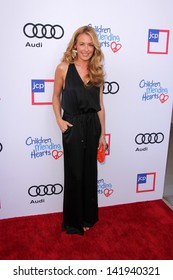 Cat Deeley at the 1st Annual Children Mending Hearts Style Sunday, Private Location, Beverly Hills, CA 06-09-13
