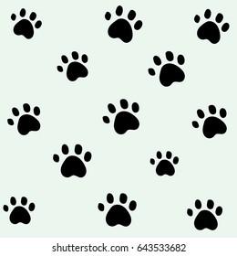 Cat foots wallpaper background