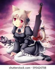 Cat girl the slayer