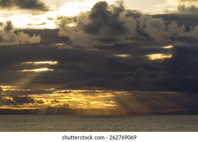 Catalina Clouds Sunset 2