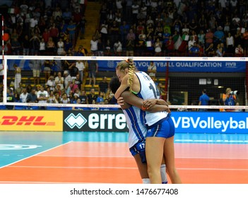 Catania 04/08/2019 Olympic volleyball qualifiers