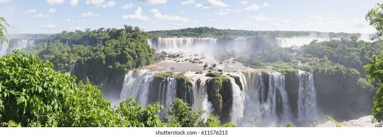 Cataratas do Iguaçu - Foz do Iguaçu - Brazil