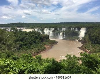Cataratas do Iguacu Falls