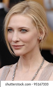 CATE BLANCHETT at the 13th Annual Screen Actors Guild Awards at the Shrine Auditorium. January 28, 2007 Los Angeles, CA Picture: Paul Smith / Featureflash