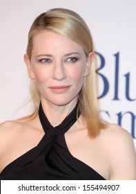 Cate Blanchett arriving for the Blue Jasmine UK Premiere, at Odeon West End, London. 17/09/2013