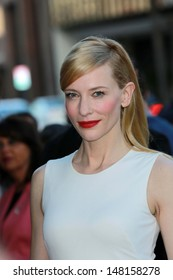 "Cate Blanchett at the ""Blue Jasmine"" Los Angeles Premiere, Academy of Motion Picture Arts and Sciences, Beverly Hills, CA 07-24-13"