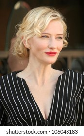 Cate Blanchett   at the ceremony honoring Cate Blanchett with the 2,376th star on the Hollywood Walk of Fame. Hollywood Boulevard, Hollywood, CA. 12-05-08