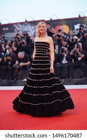 """Cate Blanchett walks the red carpet ahead of the """"Joker"""" screening during the 76th Venice Film Festival at Sala Grande on August 31, 2019 in Venice, Italy."""