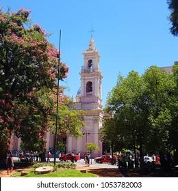 Catedral Basilica de Salta, Salta, Argentina