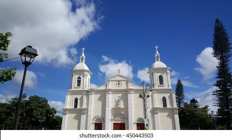 Catedral de esteli in nicaragua