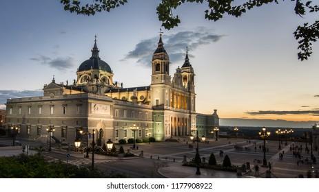 Catedral de la Almudena. Madrid