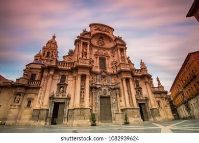 Catedral de Murcia Cathedral of Murcia
