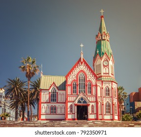 Catedral de San Marcos in Arica, Northern Chile.