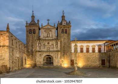 Sé Catedral de Viseu, Portugal
