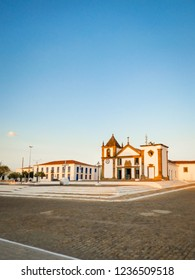 Catedral Nossa Senhora Da Vitória (Cathedral of Our Lady of Victory) - the oldest church in Oeiras, the first capital of Piaui state (Northeast of Brazil)