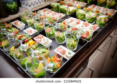 catering food mini canape
