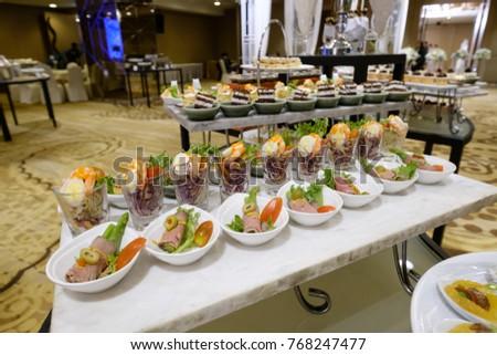 catering food mini canape - Mini Canape