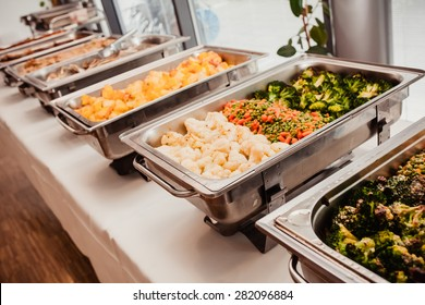catering food wedding