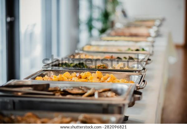Catering-Hochzeit