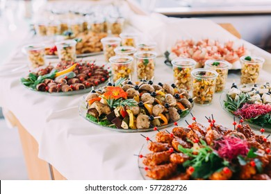 Catering Food Wedding Event
