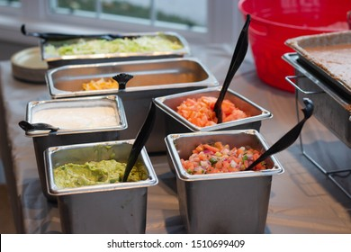 catering Mexican food and party