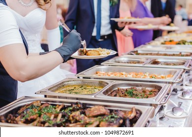 catering restaurant wedding buffet for events
